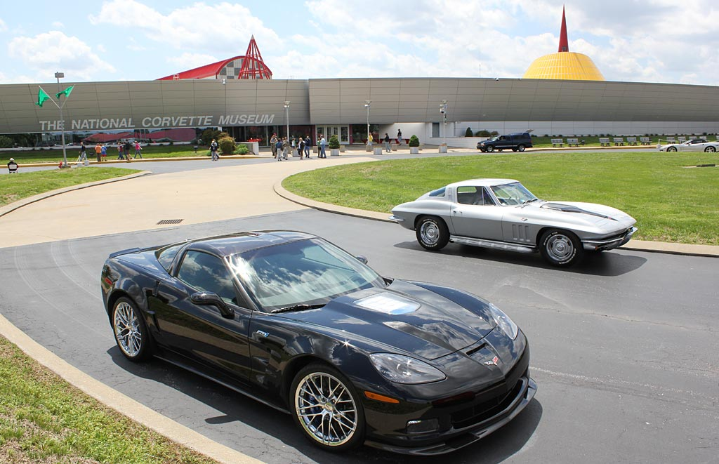 [VIDEO] National Corvette Museum is a Victim of Hostage Hoax Call