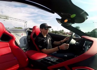 [VIDEO] Go Behind the Scenes of the Rolex 24 at Daytona with Corvette Racing's Tommy Milner