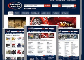 Corvette America Launches a New and Improved Website