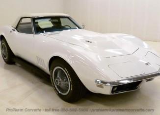 roTeam Corvette: 1968 L88 Corvette Has Documented Drag Racing History