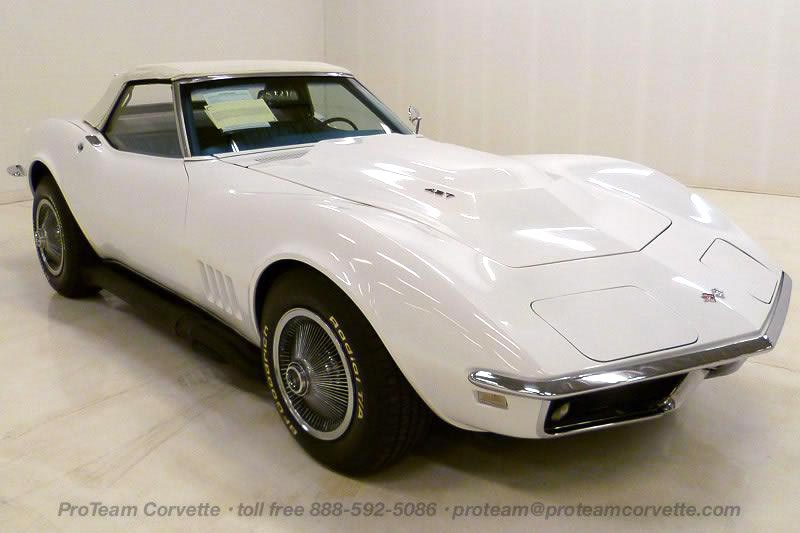 roTeam Corvette: 1968 L88 Corvette Has Documented Drag Racing History
