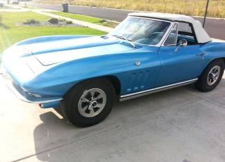 [STOLEN] 1965 Corvette Stingray Stolen from Usk, Washington