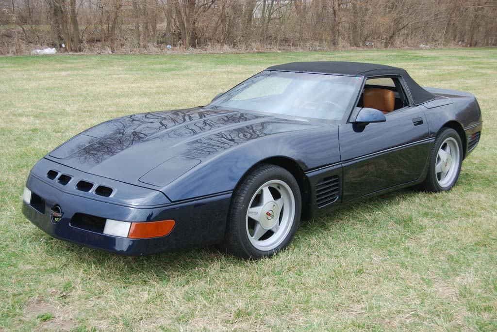 Corvettes on eBay: 1989 Callaway Twin Turbo B2K Aerobody Convertible