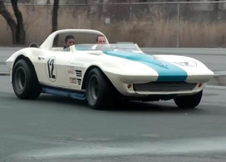 [VIDEO] Original 1963 Corvette Grand Sport Driven at the Simeone Museum