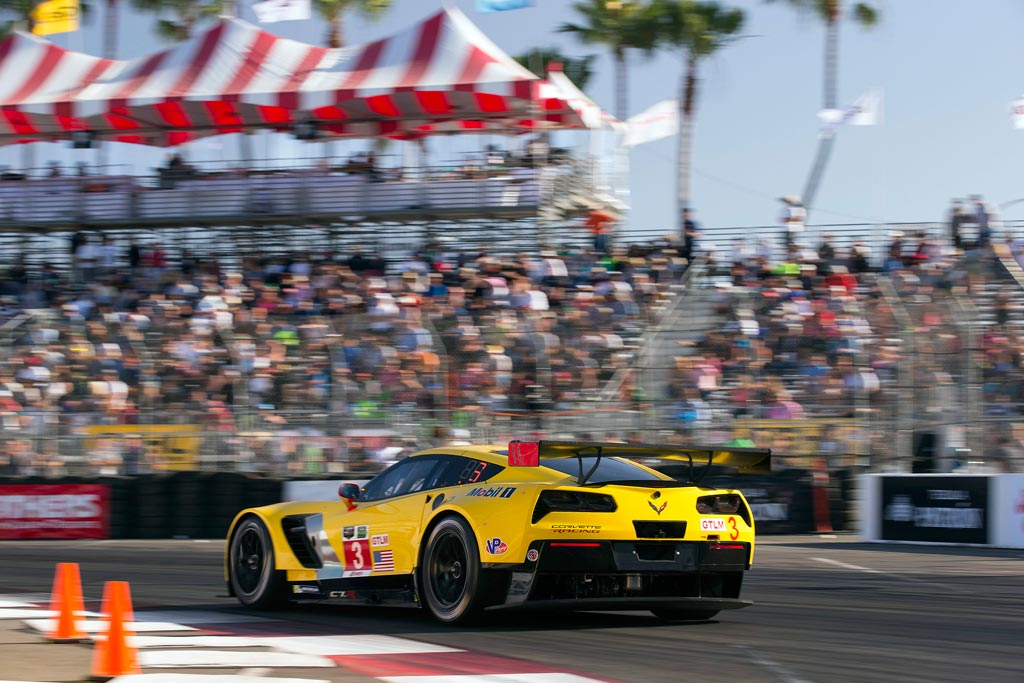 Corvette Racing at Long Beach: C7.Rs to Start Fourth and Fifth in GTLM