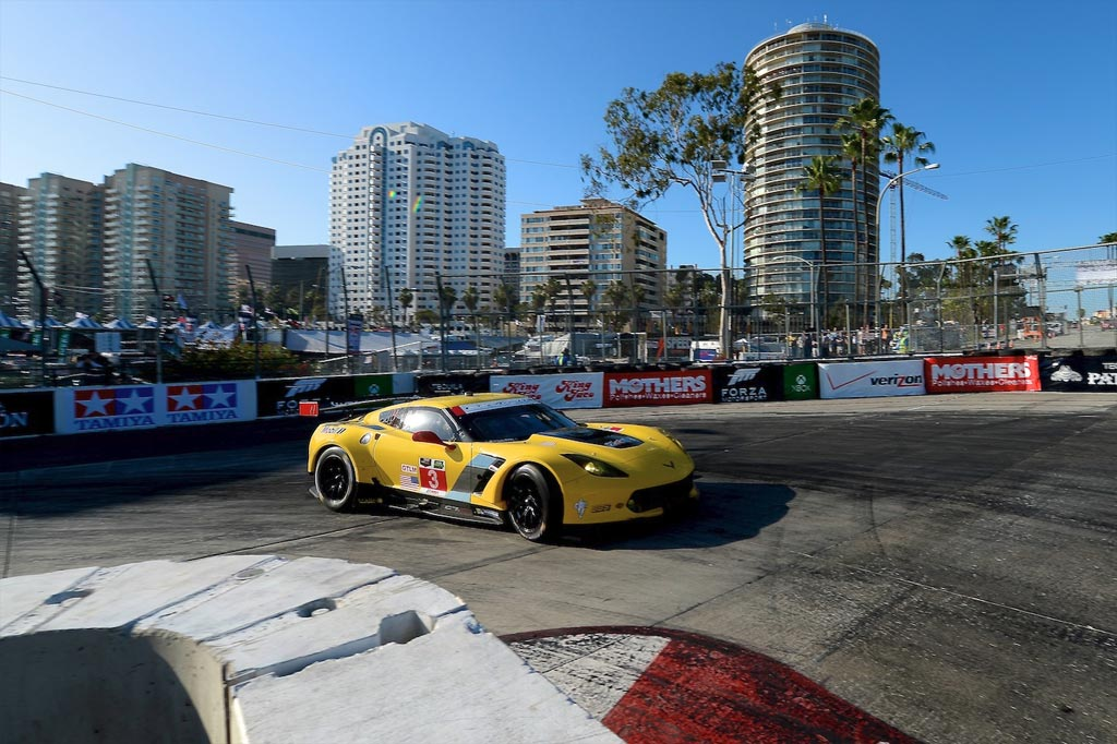 Corvette Racing at Long Beach: Podium Finish for Garcia and Magnussen