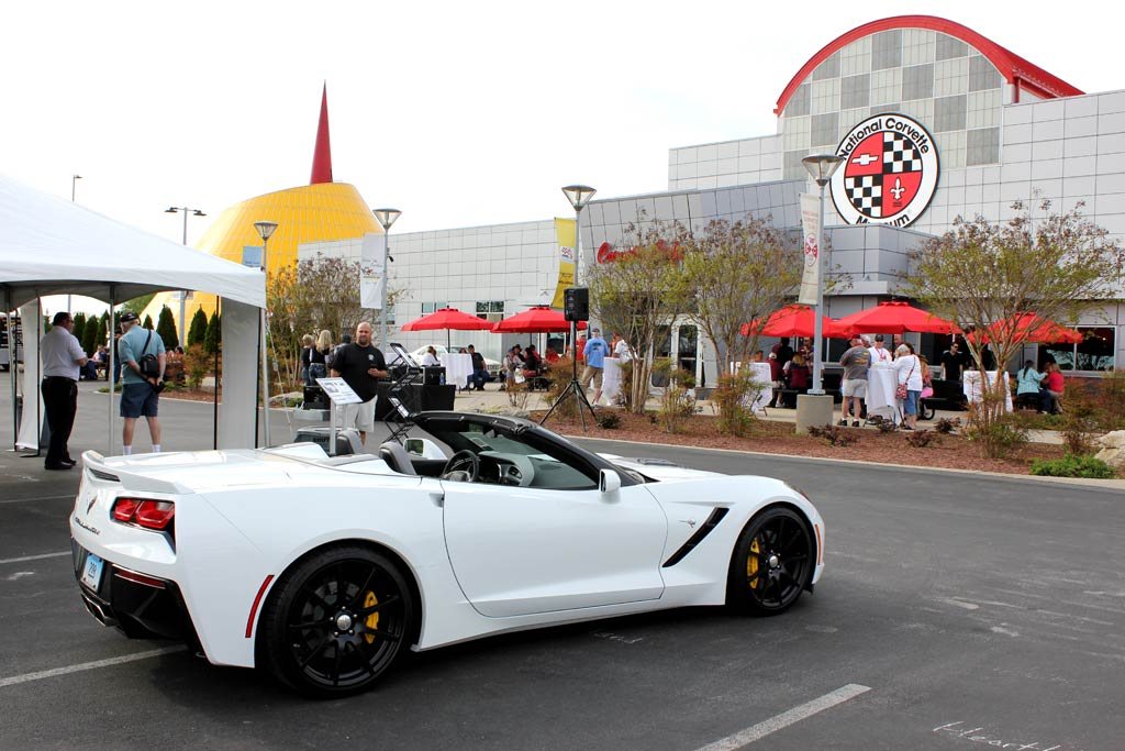 The 2015 National Corvette Museum Bash is April 23rd-25th