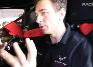 [VIDEO] Corvette Racing's Oliver Gavin Gives a Tour of the Corvette C7.R Cockpit