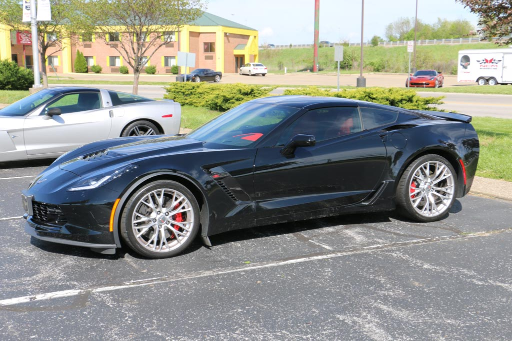 Chevrolet has Produced Over 8,200 Corvette Z06s for 2015