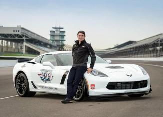 [VIDEO] Jeff Gordon to Drive the Corvette Z06 Indy 500 Pace Car