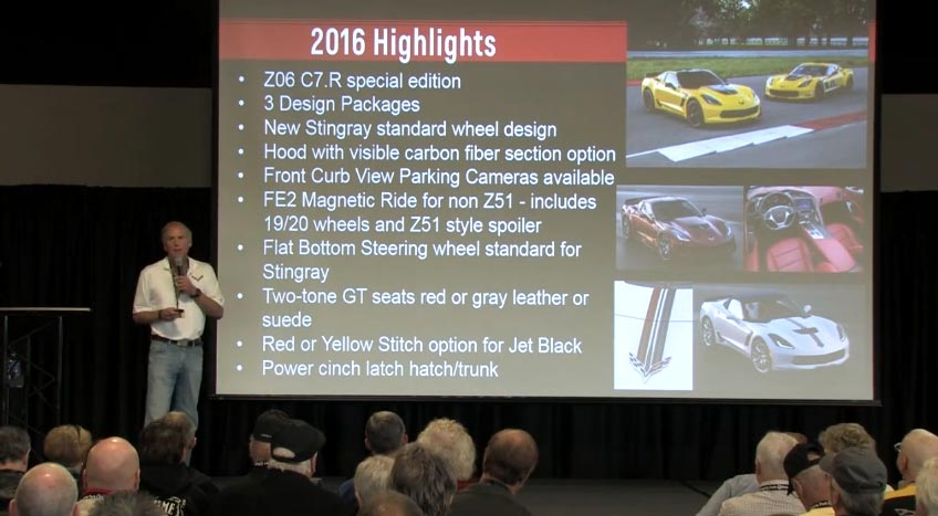 [VIDEO] What's New for the 2016 Corvette