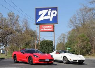 Visit Zip Corvette Parts this Saturday for 'Cruising in the Fast Lane'