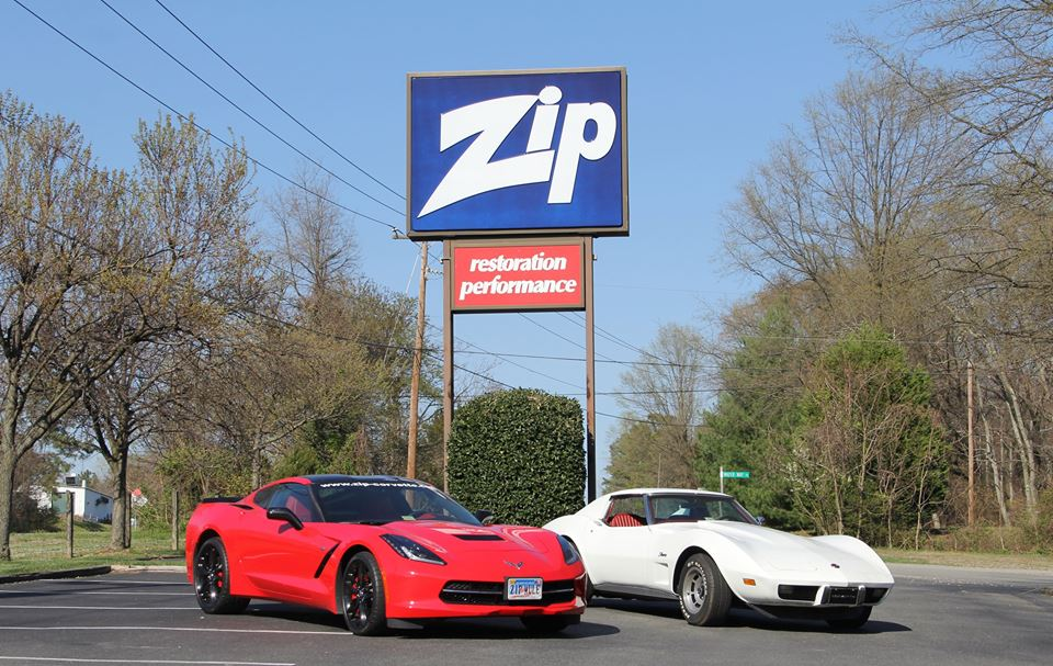 Visit Zip Corvette Parts this Saturday for 'Cruising in the Fast Lane'