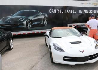 April 2015 Corvette Sales