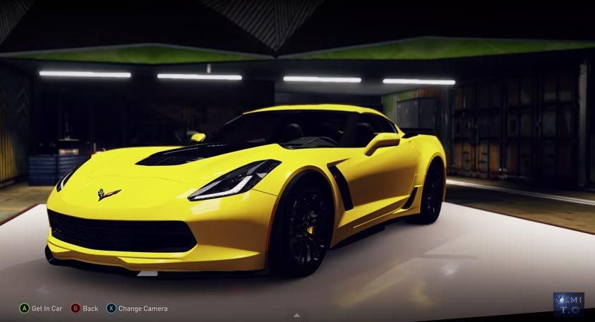 [VIDEO] Two Corvettes Featured in Forza Horizon 2's New Alpinestars Car Pack
