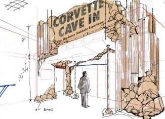 Corvette Museum Planning Thunderdome Exhibit to Tell the Story of the Sinkhole