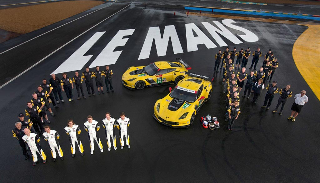 The National Corvette Museum Will Host a 24 Hours of Le Mans Viewing Party