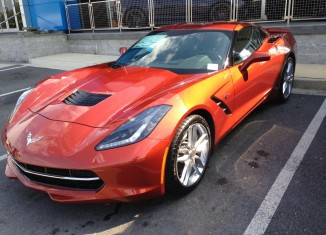 Corvette Delivery Dispatch with National Corvette Seller Mike Furman for Week of May 10th