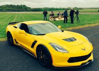 Jeremy Clarkson Reviews the 2015 Corvette Z06 (and Hates It)