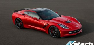 Katech Track Attack Engine Package Gives C7 Corvette LT1 Over 650 hp without a Supercharger