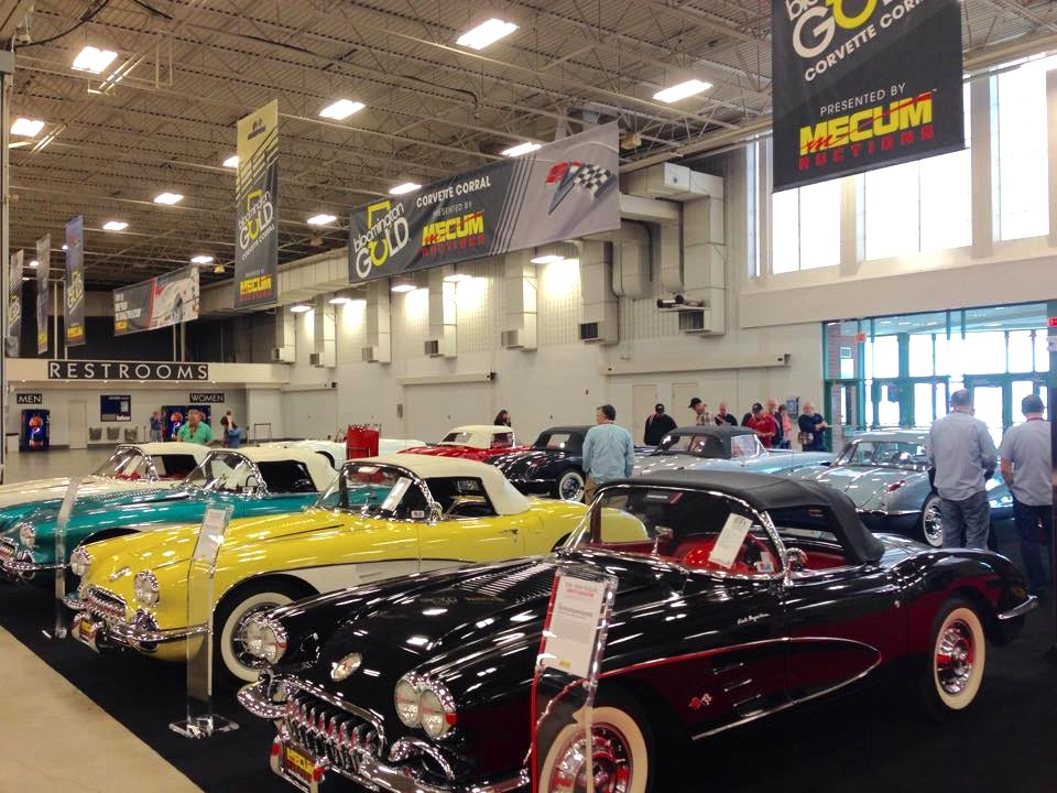 [POLL] What's Your Favorite Corvette Crossing the Block at Mecum Indy this Weekend?