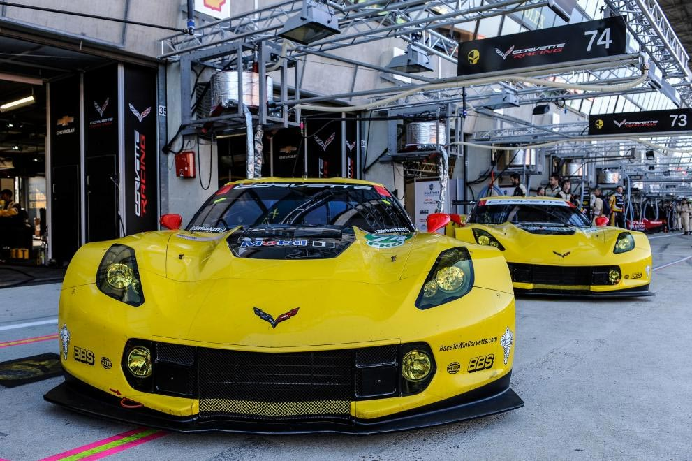 Registration is Open for the Corvette Museum's 24 Hours of Le Mans Viewing Party