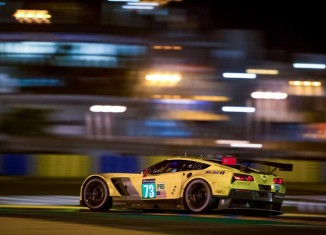 Corvette Racing at Le Mans: Test Day Sets the Stage for 24 Hours