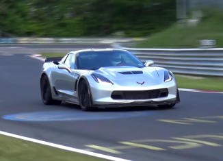 Nurburgring Lap Time for C7 Corvette Z06 Completed and Video Coming Soon