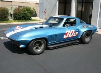 Guldstrand-Prepped 1966 Corvette SCCA Racer Sells Quickly