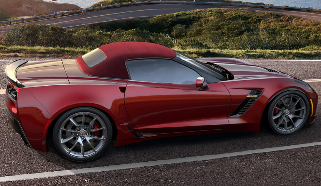Download the Offical What's New with the 2016 Corvette Brochure
