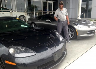 Corvette Delivery Dispatch with National Corvette Seller Mike Furman for Week of June 7th