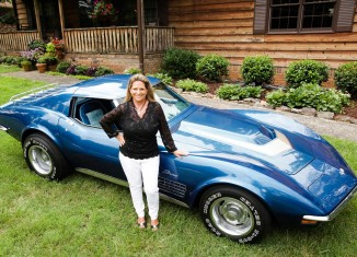 [VIDEO] Allstate Insurance Returns a 1972 Corvette Stolen 43 Years Ago to Original Owner