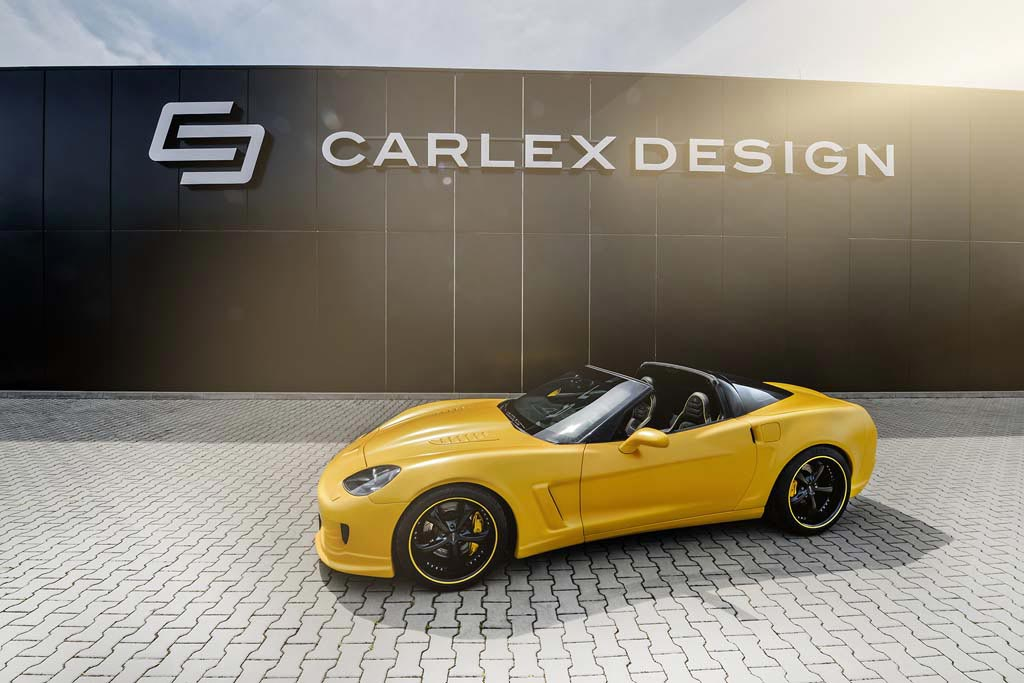Carlex Design Creates Top-Shelf Interior and Exterior Upgrades for your C6 Corvette