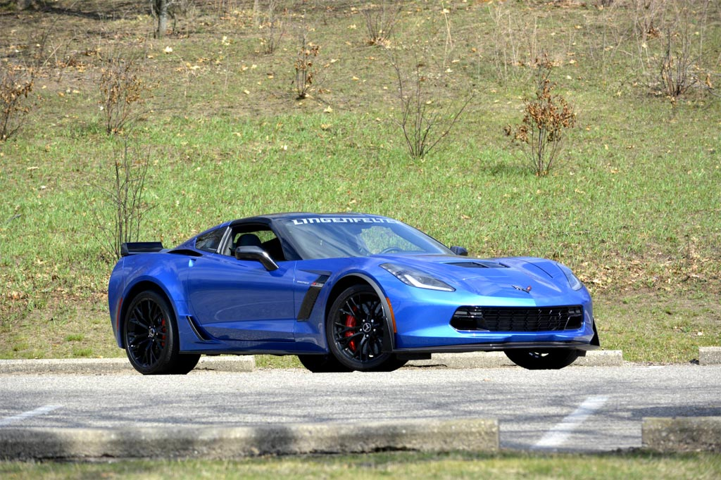 Lingenfelter and RideTech to Sponsor Bloomington Gold Autocross