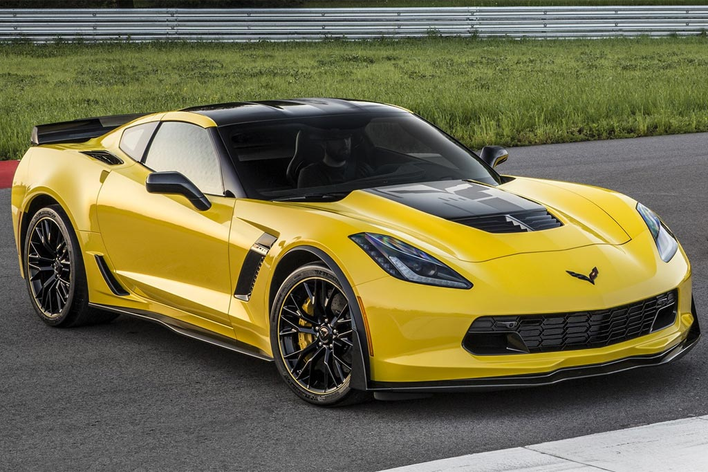 Preliminary 2016 Corvette Pricing Released - Z06 C7.R Edition's MSRP is $111,400