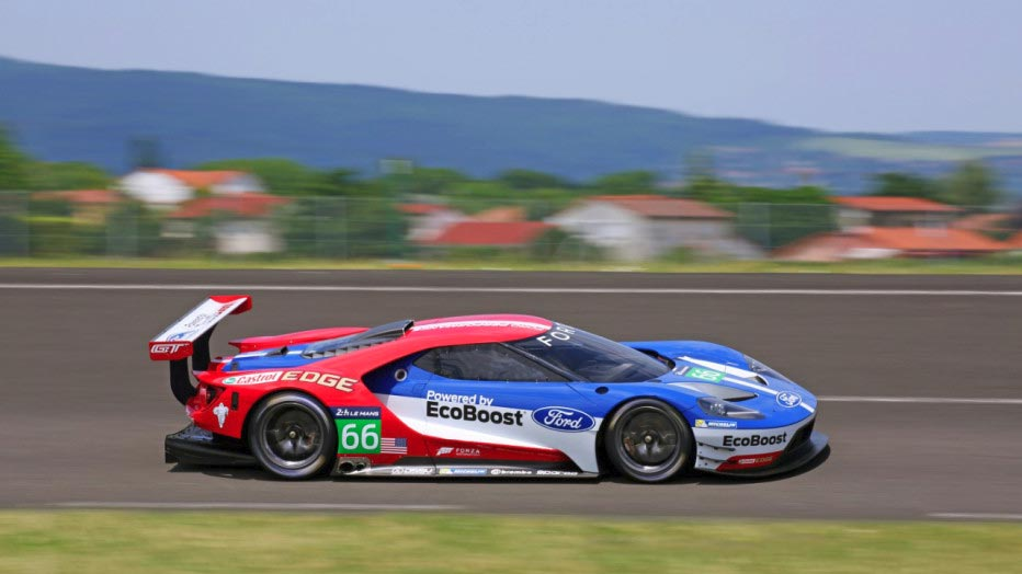 Ford GT coming to TUDOR, Le Mans in 2016