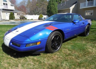 Corvettes on eBay: Untitled 1996 Corvette Grand Sport with 480 Miles