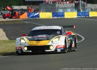 Corvette Racing to Use Larbre Competition's Corvette C7.R at Watkins Glen