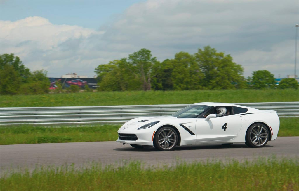 Residents Near the Corvette Museum's Motorsports Park Voice Concerns Over Noise Levels