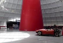 Corvette Museum Skydome Update