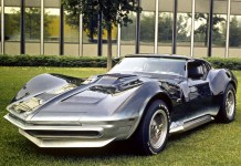 GM Registers a Trademark for 'Corvette Manta Ray''