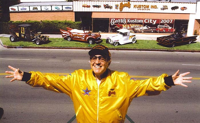 King of Kustomizers George Barris to Attend Corvette FunFest
