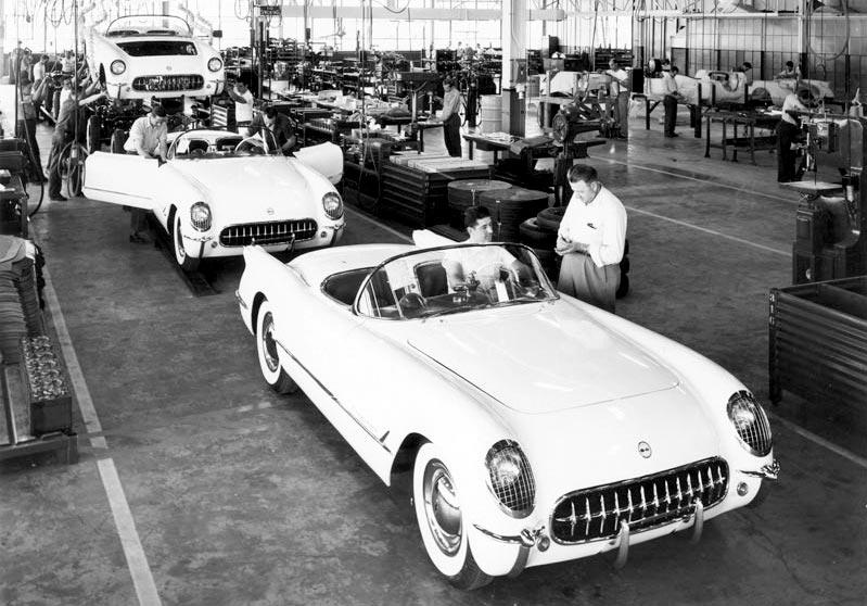 Happy Birthday Corvette! America's Favorite Sportscar Turns 62!