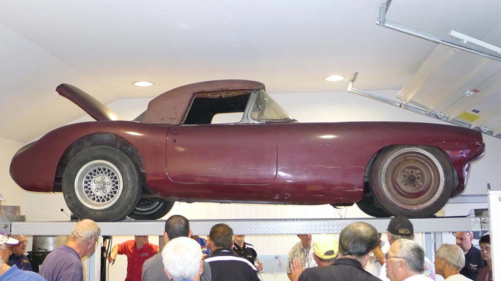Judge in 1960 Cunningham Corvette Le Mans Racer Dispute Agrees to Three-Way Partnership Deal