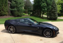 June 2015 Corvette Sales