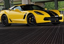 Corvette Z06 modded by Procharger