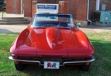 St. Bernard Classic Corvette Giveaway