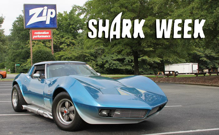 Save 10% on Selected Items During Shark Week at Zip Corvette Parts