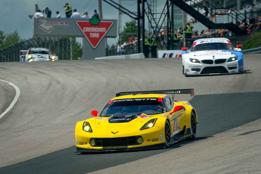 Corvette Racing in Canada: Home Away from Home