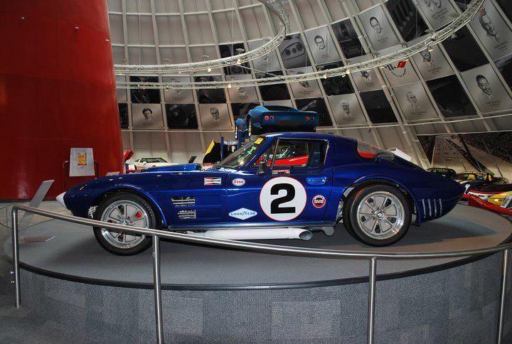 Corvettes on eBay: 1964 Grand Sport Replica
